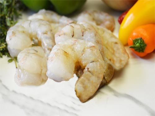 50 60 peeled and deveined wild caught american shrimp
