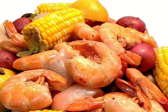 Shrimp boiled steamed you name it the american shrimp for American fish and seafood