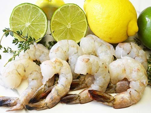 peeled and deveined 1620 wild caught american shrimp