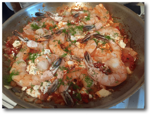 shrimp and feta_cooking with amy