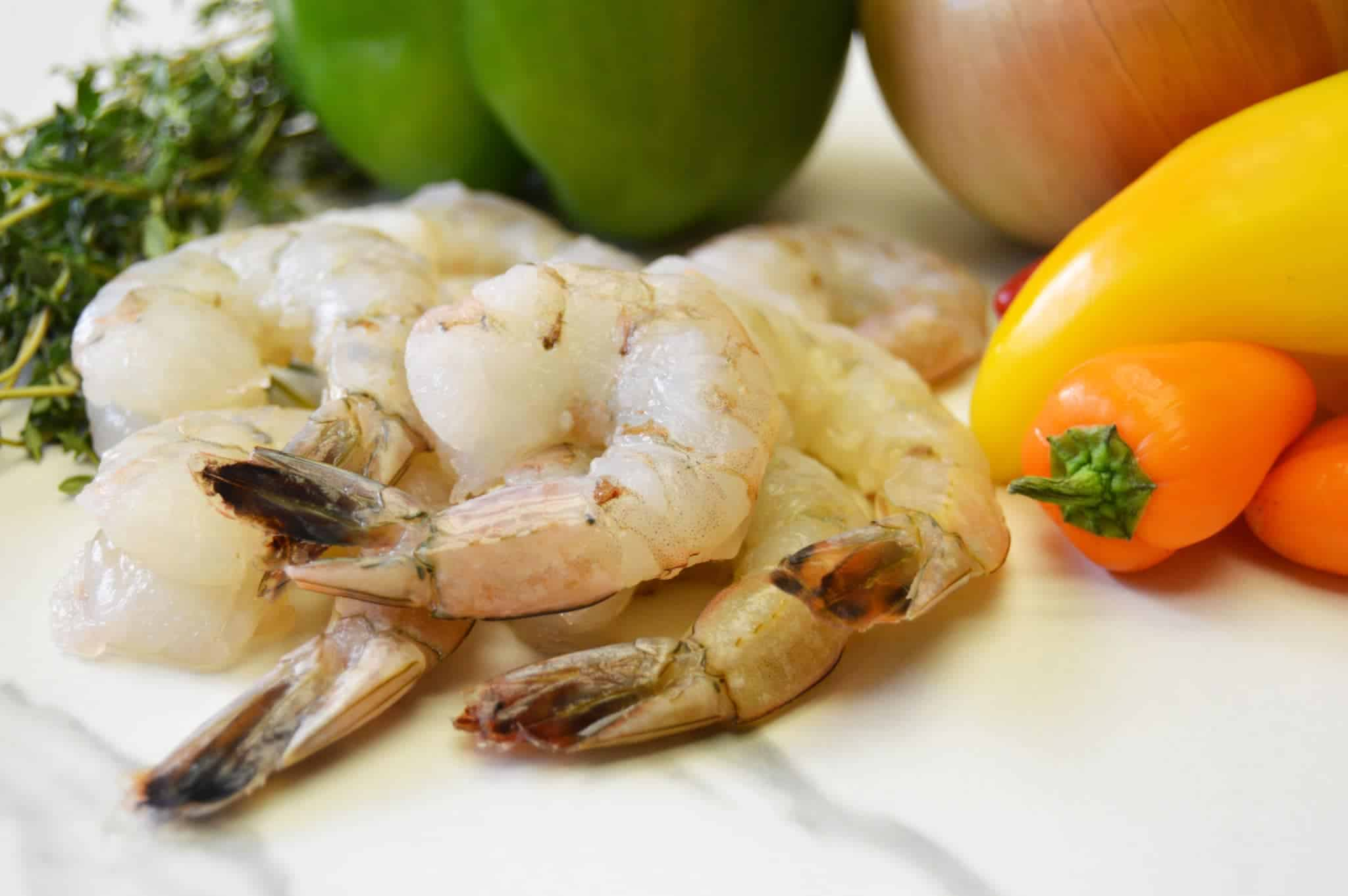 shrimp hand peeled wild caught american shrimp