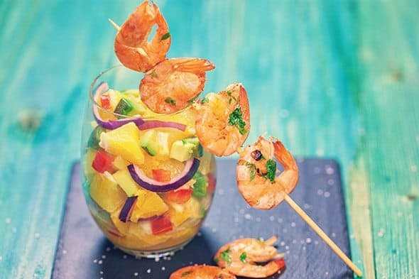 shrimp recipes for summer